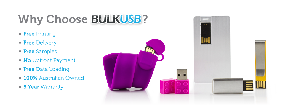 Why Choose BulkUSB